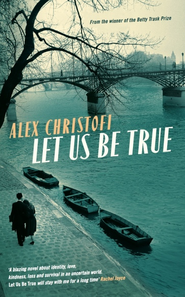Let Us Be True front cover